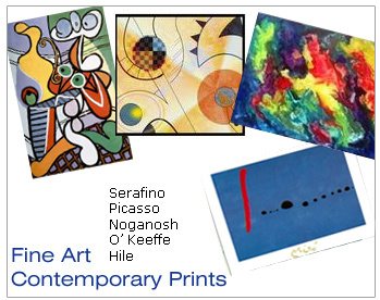 Fine Art & Abstract Poster and Prints